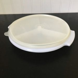 Tupperware Lunch Container
